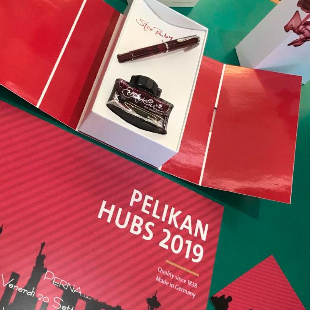 Pelikan Hubs 2019